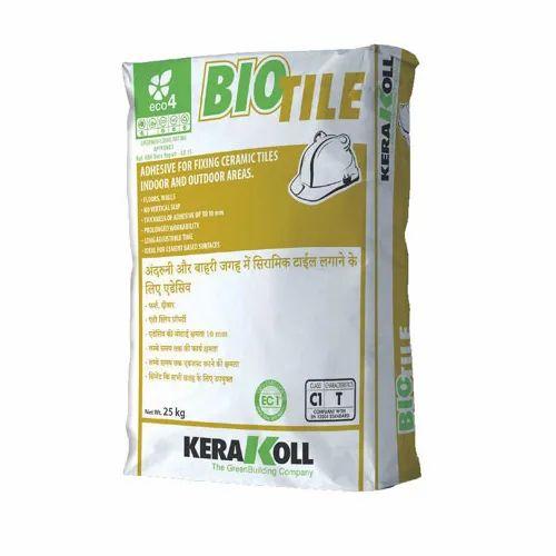 Kerakoll Tile Adhesives & Epoxy Grout, for Tile Fixing
