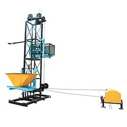 See Saw Lift, Capacity: 7 cft Wet, Discharge: 3600 m min