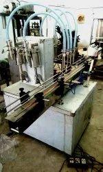 Automatic Milk Bottle Filling Machine