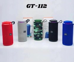 GT-112 Bluetooth Portable Outdoor Wireless Speakers Soundbar Subwoofer Loudspeaker TF MP3 with Mic