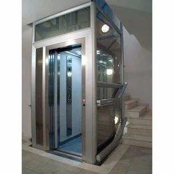 ThyssenKrupp Hydraulic Passenger Elevator