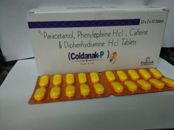Coldanak-P Tablets