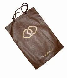 Brown Non Woven Newspaper Bag, Features: Durable
