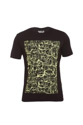 Men's Printed Round Neck T- Shirt's