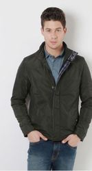 Peter England Olive Jacket