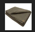 Super Heavy Duty Canvas Tarpaulins