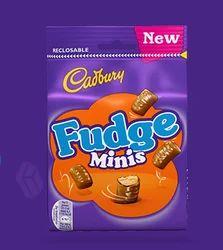 Fudge Minis Cadbury Milk Chocolate