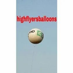 Sky Advertising Printed Balloon