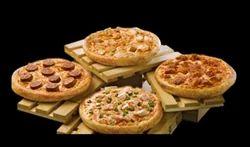 Magic Pan Box Of 4 Non Veg Pizza