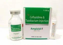 Ceftazidime And Tazobactam Injection