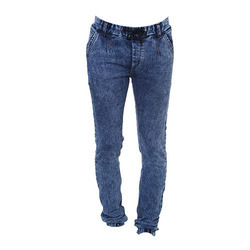Men JIMMY JACKSON Mens Blue Jogger Jeans, Features: High Quality Fabric