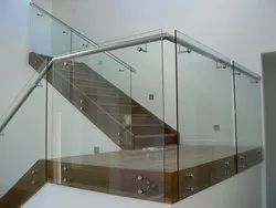 Stainless Steel 316 Glass Railing