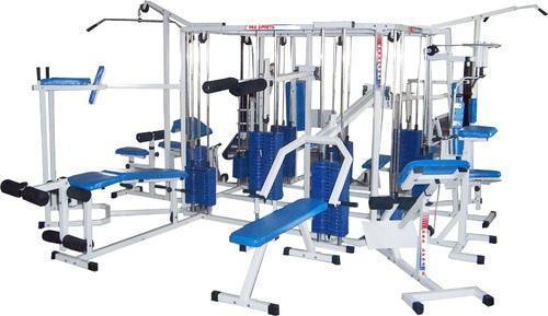 Multi Station Gym Home Gym Manufacturer From Meerut
