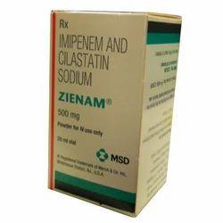Zienam Impenem Cilastatin Sodium Injection