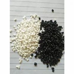 Vignesh Plastics Black & White Reprocessed PVC Plastic Granules, For Use For Making Hose Pipe, Packaging Size: 25 Kg