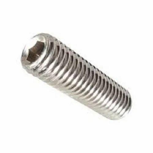 Roud Stainless Steel Grub Screw