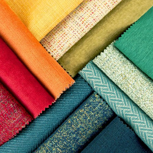 Multicolor Curtain And Upholstery Fabrics, Rs 400 /meter The Furnishing Store | ID: 21336887662