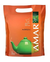 Black Cardamom Amar Tea Dust, 1Kg, Granules