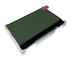 128x64 Mono LCD Module With Metal Pin