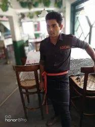 Denim Restaurant Uniform