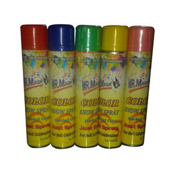 Herbal Snow Spray Holi Colours