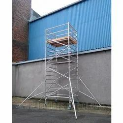 Aluminium Folding Tower Scaffold