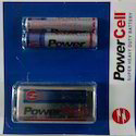 Powercell Aaa 9v Set