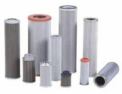 Glass Fiber Oil Filter Cartridges