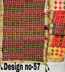 Embroidered Dupatta