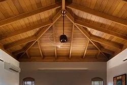 Wooden Ceiling Panel