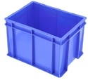 Rectangular Plastic Storage Crates, Capacity: 26 Ltr