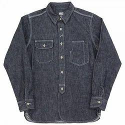 Medium & XL Plain Men's Shirt