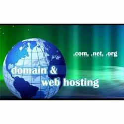 English Dynamic Domain & Web Hosting Service, in Client Side