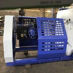 S.P 3 HP 2 - 6 MM Rope Making Machine, Production Capacity: 40 Kg/Hr