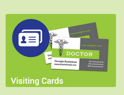 Visiting Cards Design Service