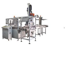 Automatic carton Erector Filling and Tapping