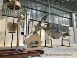 Turmeric & Pulses Grinding Machine