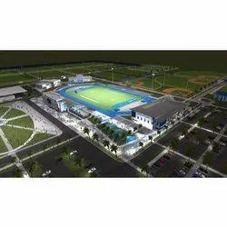 Sports Complex Construction Service