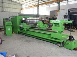 CNC Lathe Machine - TCP H-800