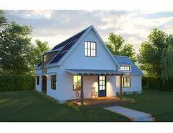 Double Storey Farmhouse