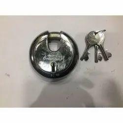 Round Pad Lock