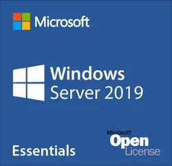 Microsoft Windows Server 2019 Essentials Software