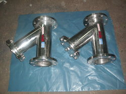Industrial SS Y Strainers
