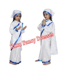 Kids Mother Teresa Costume