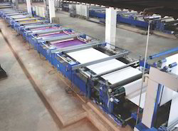 Mink Blanket Printing Machine