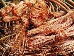 99.5% Min Copper Wire Scrap (MIllberry) 99.9%, Packaging Size: 1000kg