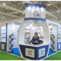 Foreign Exhibition Stalls