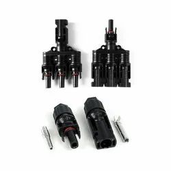 3 panel MC4 Connector Pair