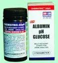 Urine Reagent Strip 3P AGpH (Albumin Glucose pH)