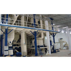 Computerized Cattle Mesh Feed Plant